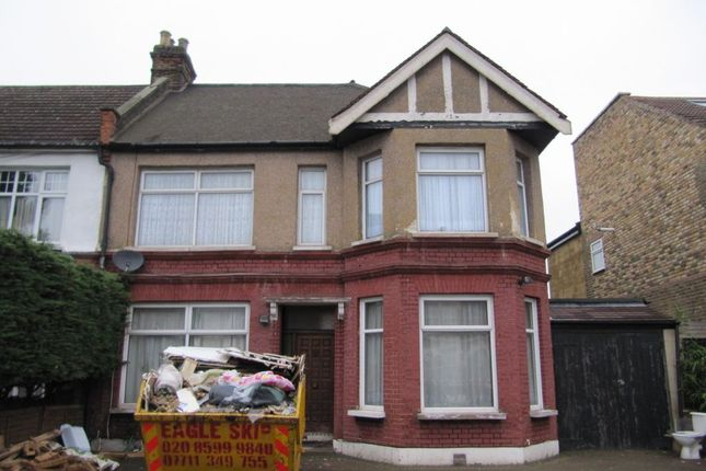 Thumbnail Terraced house to rent in Ashgrove Road, Seven Kings