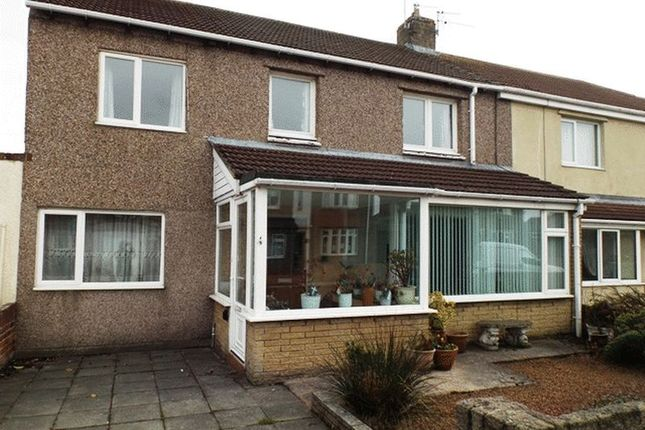 Thumbnail Semi-detached house for sale in Bisley Road, Amble, Morpeth