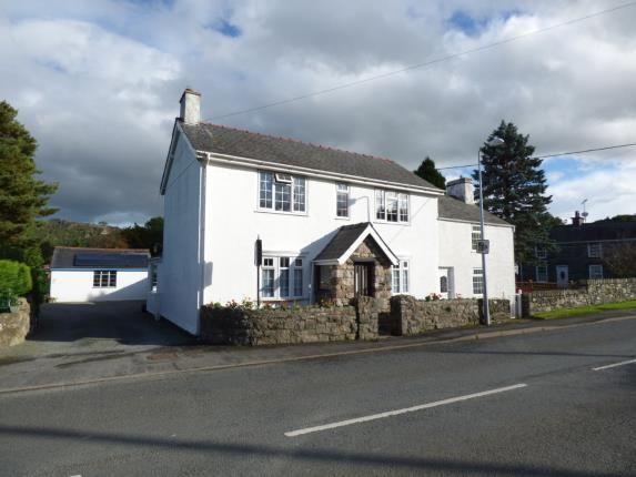 Frontage of Tal Y Bont, Conwy, North Wales LL32