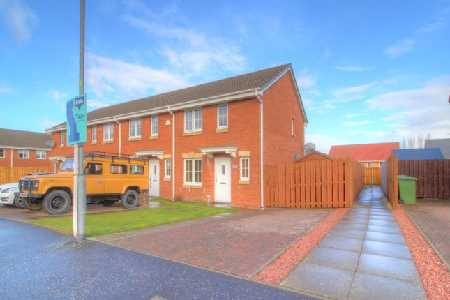 Thumbnail Terraced house for sale in Mcgahey Drive, Cambuslang, Glasgow