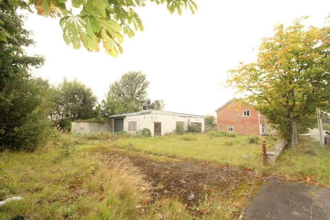 Thumbnail Land for sale in Halebank Road, Widnes