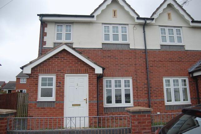 Thumbnail Semi-detached house to rent in Oakwood Park, Oakwood Drive, Prenton