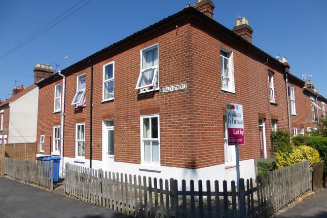 Thumbnail Property to rent in Onley Street, Norwich, Norfolk