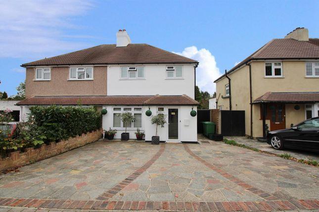 Thumbnail Property for sale in Grasmere Gardens, Farnborough, Orpington