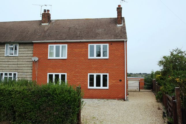 Thumbnail Semi-detached house for sale in Church Road, West Hanningfield, Chelmsford