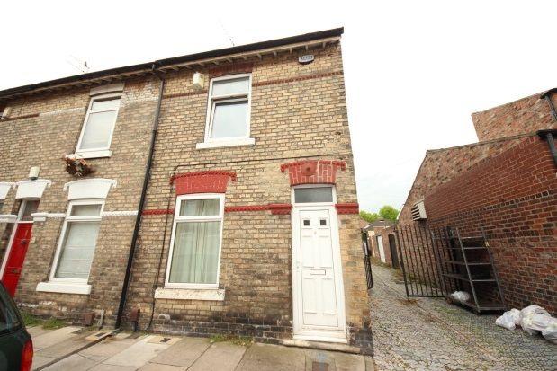 Thumbnail Terraced house to rent in Horner Street, York