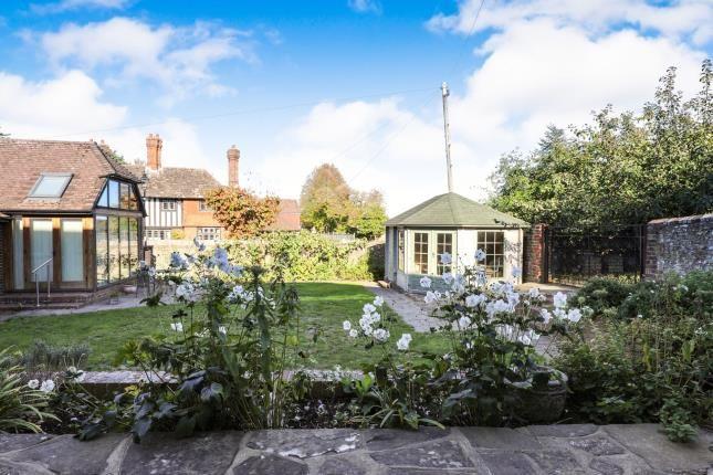 Garden of Barrow Hill, Henfield, West Sussex BN5