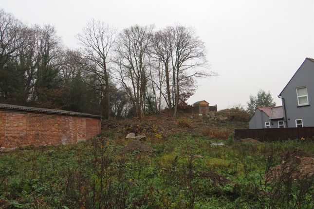 Thumbnail Land for sale in 1 Riversdale, Nether Heage, Ambergate