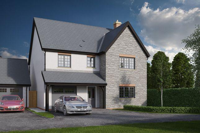 Thumbnail Detached house for sale in Cowbridge Road, St. Nicholas, Cardiff