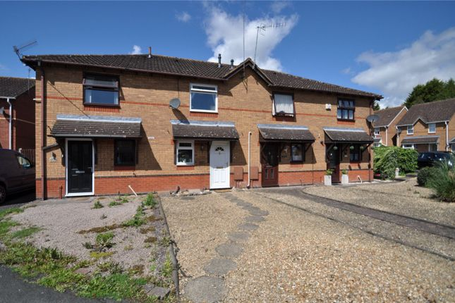Thumbnail Terraced house to rent in Meadow Road, Droitwich Spa, Worcestershire