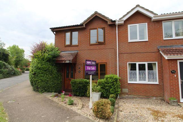 Thumbnail Semi-detached house for sale in Mendelssohn Grove, Milton Keynes