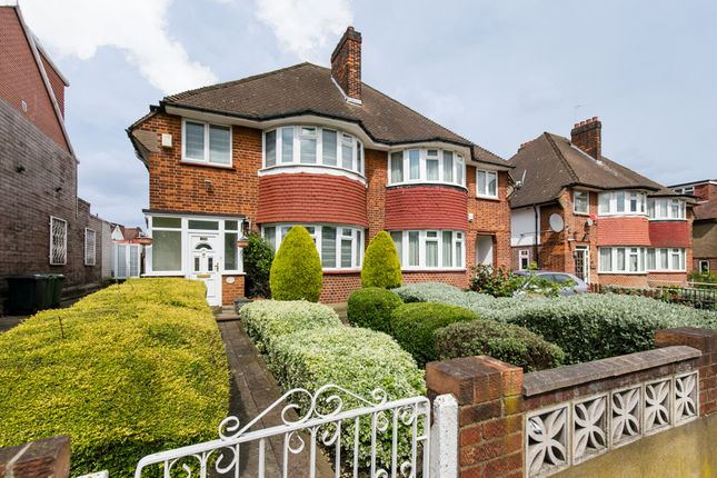 3 bed semi-detached house for sale in East Acton Lane, Acton, London