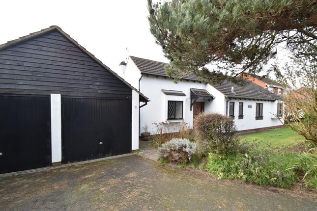 Thumbnail Detached bungalow for sale in Charlecot Road, Droitwich