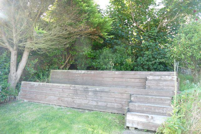 Garden Decking  of 45 John Street, Stromness KW16