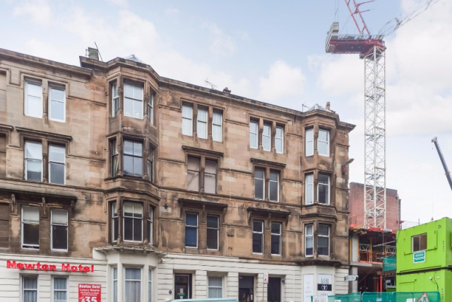 Thumbnail Flat to rent in Bath Street, City Centre, Glasgow, 4Jw