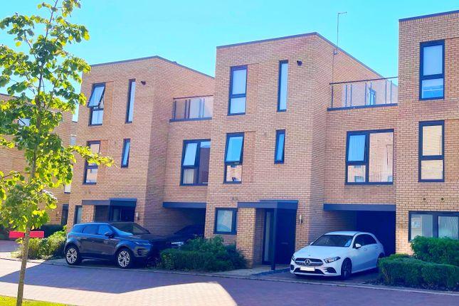 Thumbnail Semi-detached house to rent in Baker Lane, Trumpington, Cambridge