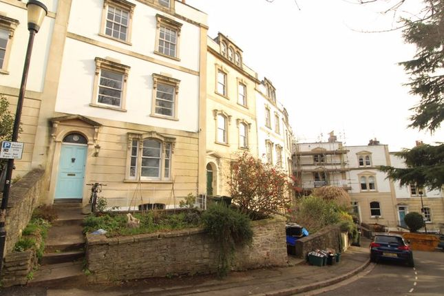 Thumbnail Flat to rent in Camden Terrace, Bristol