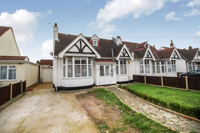 Thumbnail Semi-detached bungalow for sale in Levett Gardens, Ilford