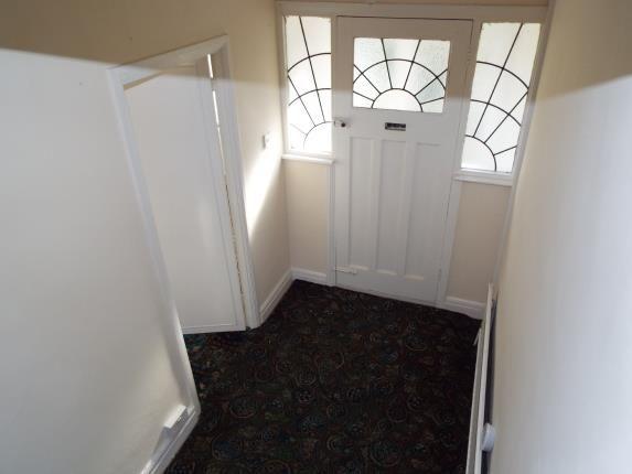 Hallway of Willow Way, Luton, Bedfordshire LU3