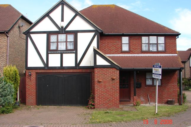 Thumbnail Detached house to rent in Wealdhurst Park, Broadstairs