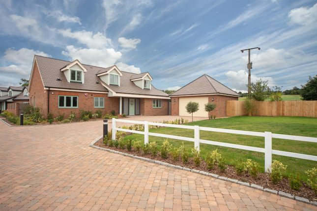 Thumbnail Detached house for sale in Long Meadow, Long Lane, Toddington