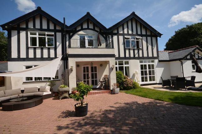Thumbnail Link-detached house for sale in Manorial Road, Parkgate