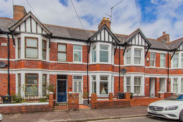 Thumbnail Terraced house for sale in Bloom Street, Pontcanna, Cardiff