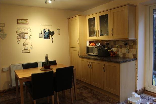 Kitchen/Diner of Llewellyn Street, Pentre CF41