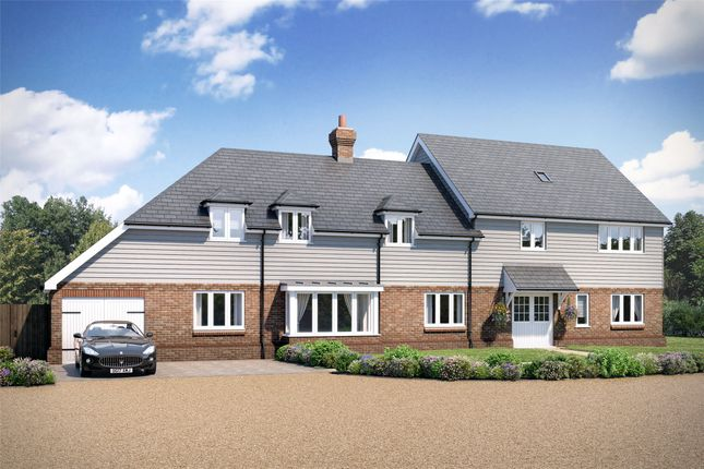 Thumbnail Detached house for sale in Honeypot Lane, Edenbridge, Kent