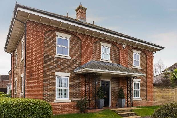 Thumbnail Detached house for sale in Kings Hill, West Malling, Kent.
