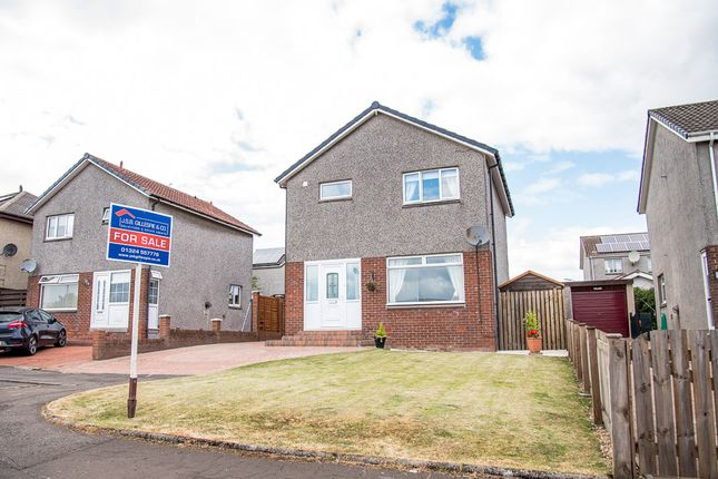 Thumbnail Detached house for sale in Earn Place, Head Of Muir, Denny