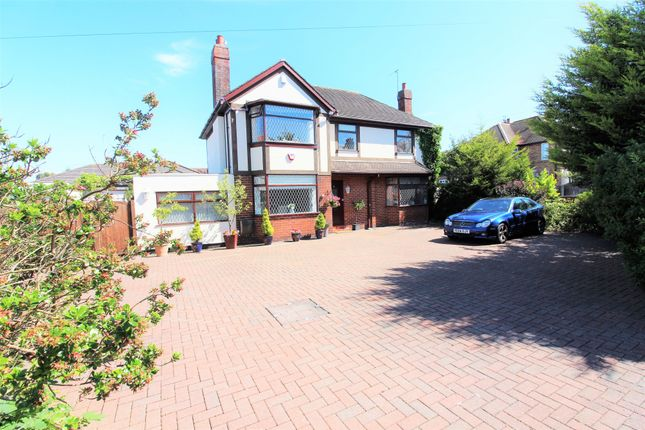Thumbnail Detached house for sale in Normoss Road, Normoss