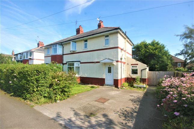 Thumbnail Semi-detached house to rent in Wharfedale Avenue, Harrogate