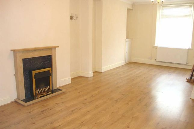 Thumbnail Terraced house to rent in Llanover Road, Pontypridd