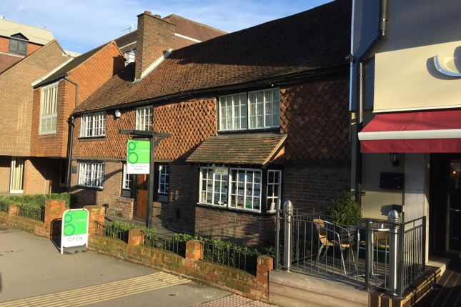 Thumbnail Office for sale in High Street, Crawley