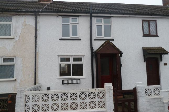 Thumbnail Semi-detached house to rent in Heath End Road, Nuneaton