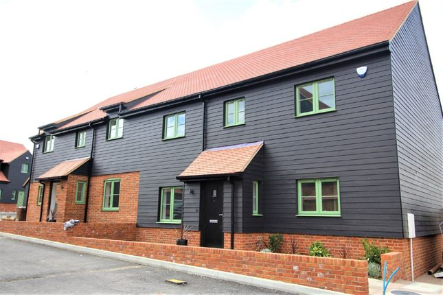 Thumbnail Semi-detached house for sale in New Ground Road, Aldbury, Tring