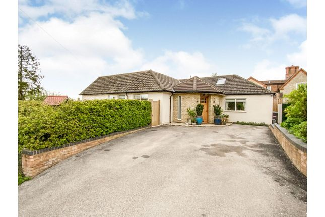 Thumbnail Detached bungalow for sale in Bakers Lane, Stoke Bruerne