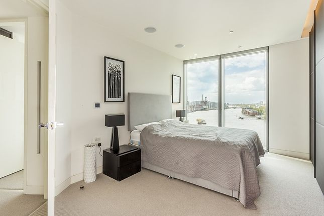 Bedroom of St. George Wharf, London SW8