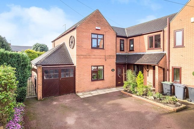 3 bed semi-detached house for sale in Grove Mews, Eastwood, Nottingham