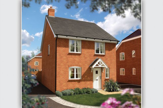 "Thumbnail Detached house for sale in ""The Salisbury"" at Cutforth Way, Romsey"