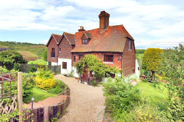 Thumbnail Detached house for sale in Station Road, Sharpthorne, East Grinstead, West Sussex