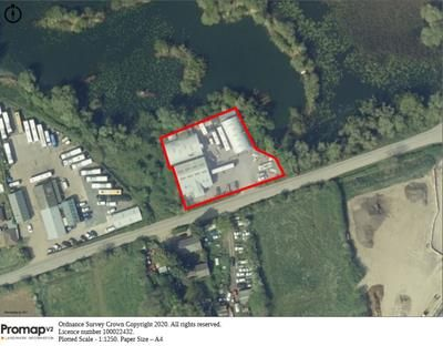 Thumbnail Light industrial for sale in Sunfun House, Transport Yard, Meadow Drove, Earith, Huntingdon, Cambridgeshire
