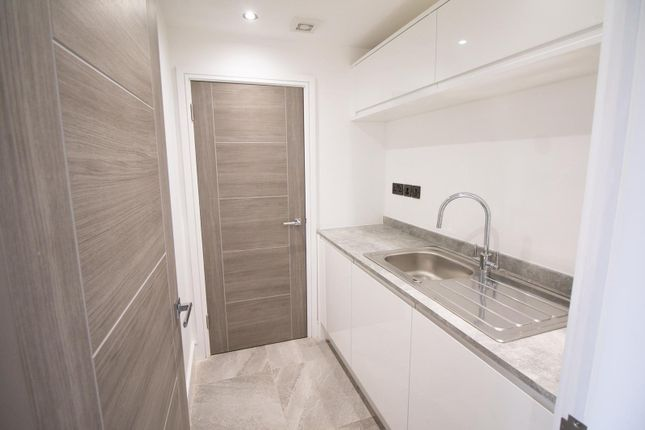 Utility Room of Mere View, Astbury Mere, Congleton, Cheshire CW12