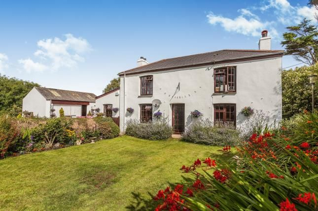 Thumbnail Detached house for sale in Angarrack, Hayle, Cornwall