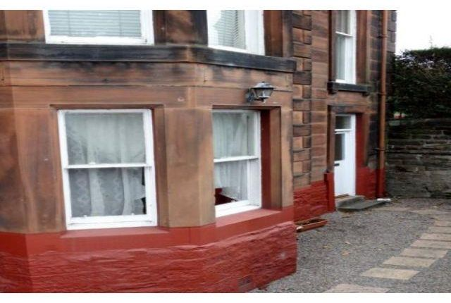 Thumbnail Flat to rent in Victoria Terrace, Dumfries