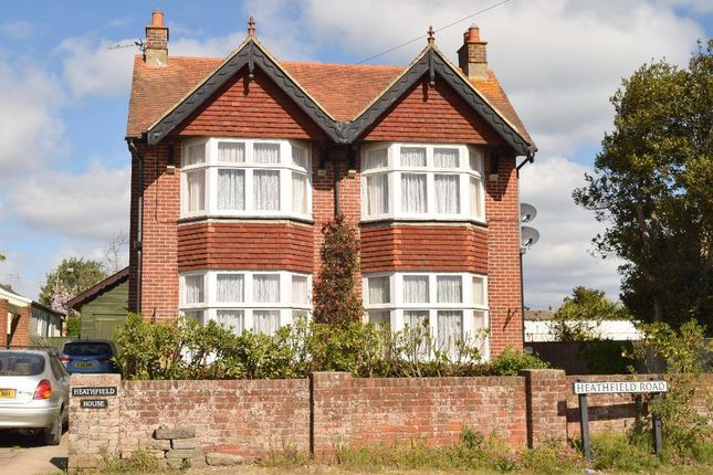 Thumbnail Detached house for sale in Heathfield Road, Bembridge, Isle Of Wight