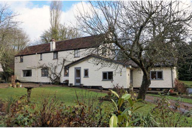 Thumbnail Detached house for sale in Milverton, Taunton