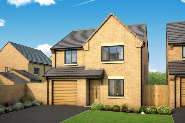 "Thumbnail Property for sale in ""The Rowingham At Serene, Leeds"" at South Parkway, Seacroft, Leeds"
