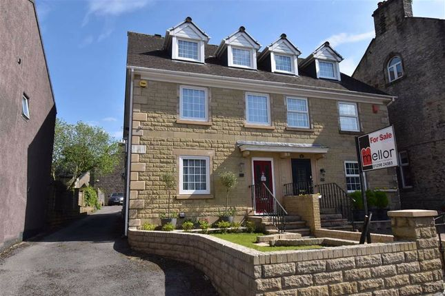 Thumbnail Semi-detached house for sale in Macclesfield Road, Buxton, Derbyshire